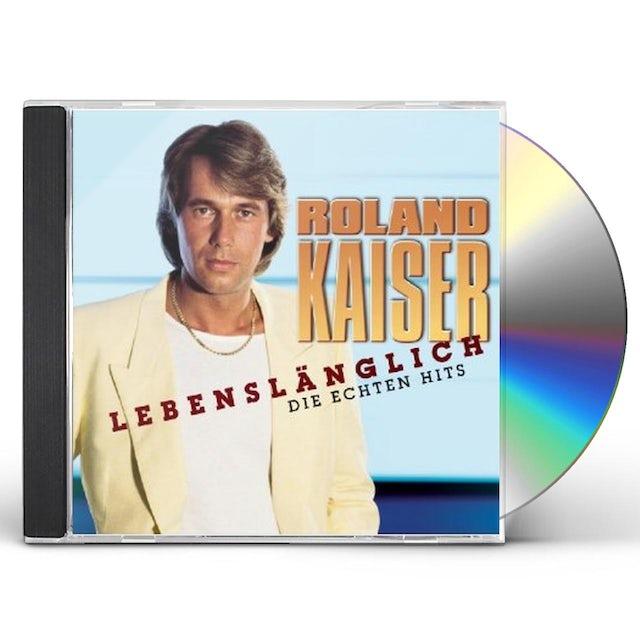 ROLAND KAISER LEBENSLANGLICH CD