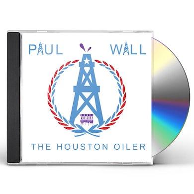 Paul Wall HOUSTON OILER CD
