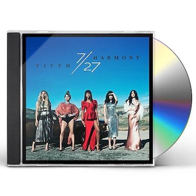 Fifth Harmony 7/27 CD