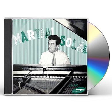 MARTIAL SOLAL TRIO CD