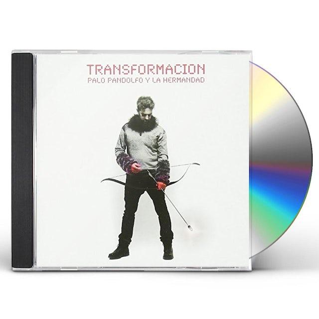 Palo Pandolfo / La Hermandad TRANSFORMACION CD