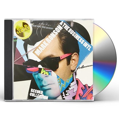 Mark Ronson & The Business Intl RECORD COLLECTION (GOLD SERIES) CD