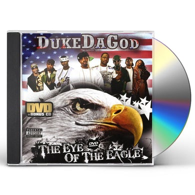 DukeDaGod EYE OF THE EAGLE CD