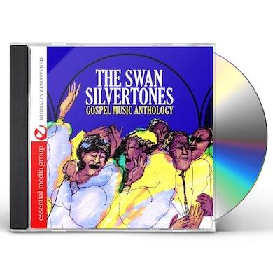 Swan Silvertones GOSPEL MUSIC ANTHOLOGY CD