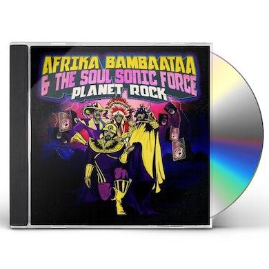 Afrika Bambaataa PLANET ROCK CD