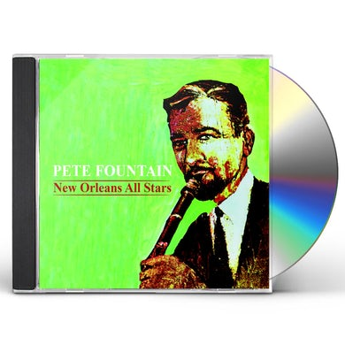 Pete Fountain NEW ORLEANS ALL STARS CD