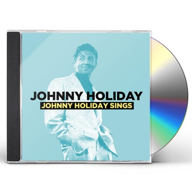 JOHNNY HOLIDAY SINGS CD