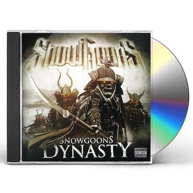 SNOWGOONS DYNASTY CD