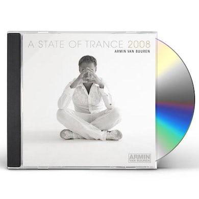 Armin van Buuren STATE OF TRANCE 2008 CD