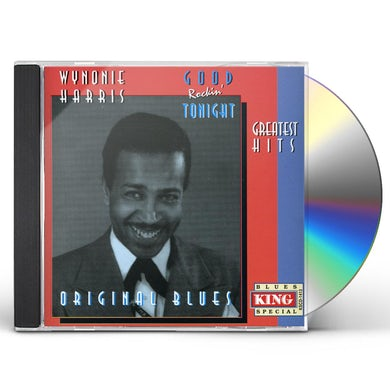 Wynonie Harris GOOD ROCKIN' TONIGHT CD