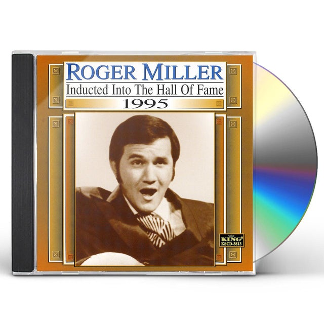 Roger Miller COUNTRY MUSIC HALL OF FAME 1995 CD