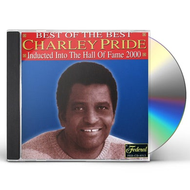 Charley Pride COUNTRY MUSIC HALL OF FAME 2000 CD