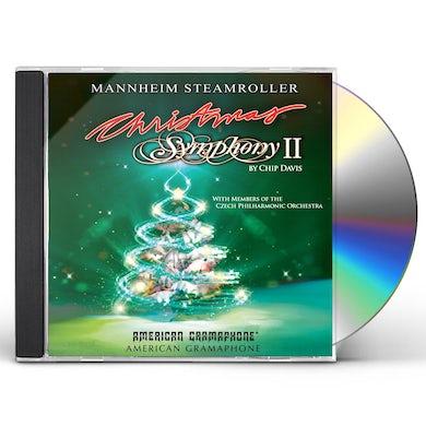 MANNHEIM STEAMROLLER CHRISTMAS SYMPHONY II CD