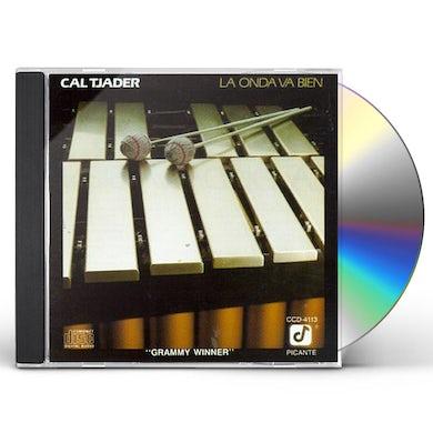 Cal Tjader LA ONDA VA BIEN CD