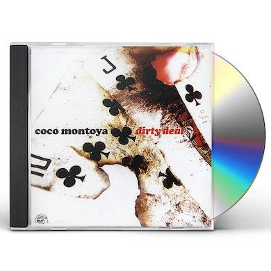 Coco Montoya DIRTY DEAL CD