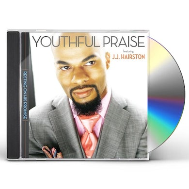 Youthful Praise RESTING ON HIS PROMISE CD