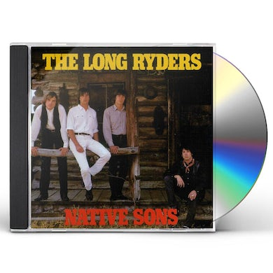 Long Ryders NATIVE SONS / 10/5/60 CD