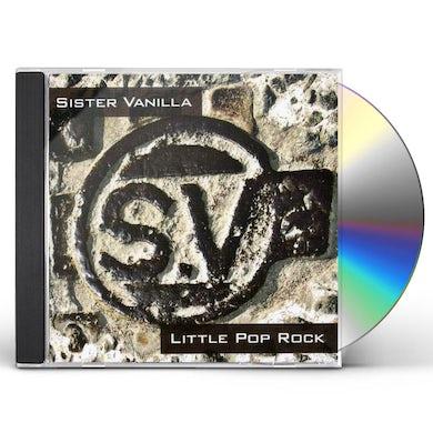 Sister Vanilla LITTLE POP ROCK CD