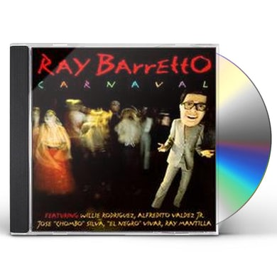 Ray Barretto CARNAVAL CD