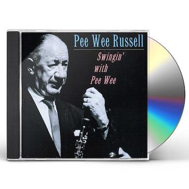 Pee Wee Russell SWINGIN WITH PEE WEE CD