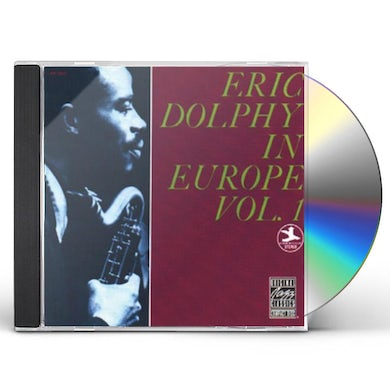 Eric Dolphy IN EUROPE 1 CD