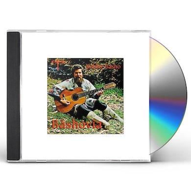 Robbie Basho BASHOVIA CD