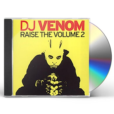 DJ Venom RAISE THE VOLUME 2 CD