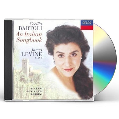 Cecilia Bartoli ITALIAN SONGBOOK CD