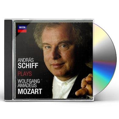 Andras Schiff SCHIFF PLAYS MOZART CD