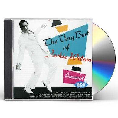 Jackie Wilson VERY BEST OF CD