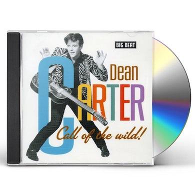 Dean Carter CALL OF THE WILD CD