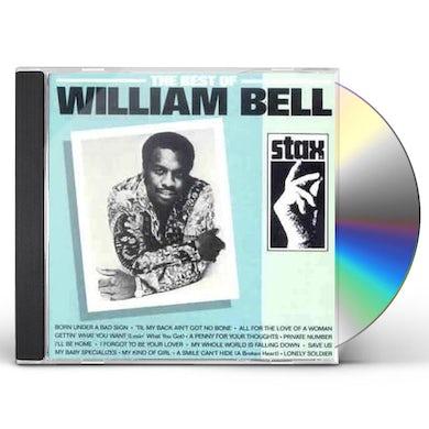 BEST OF WILLIAM BELL CD