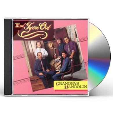 Third Tyme Out GRANDPA'S MANDOLIN CD