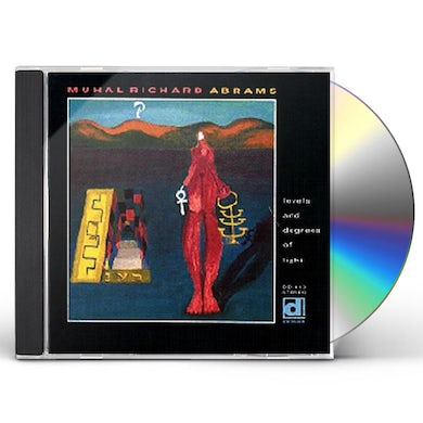Muhal Richard Abrams LEVELS & DEGREES OF LIGHT CD