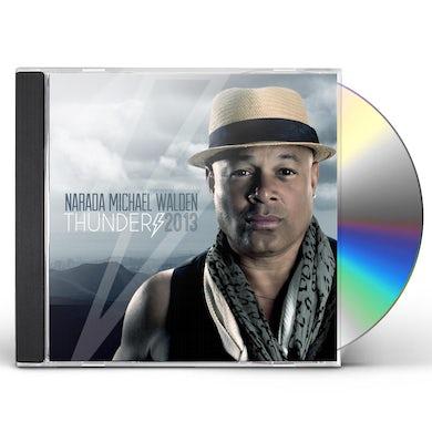 Narada Michael Walden THUNDER CD