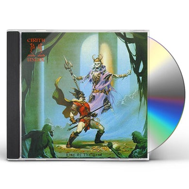Cirith Ungol KING OF THE DEAD (ULTIMATE EDITION) CD