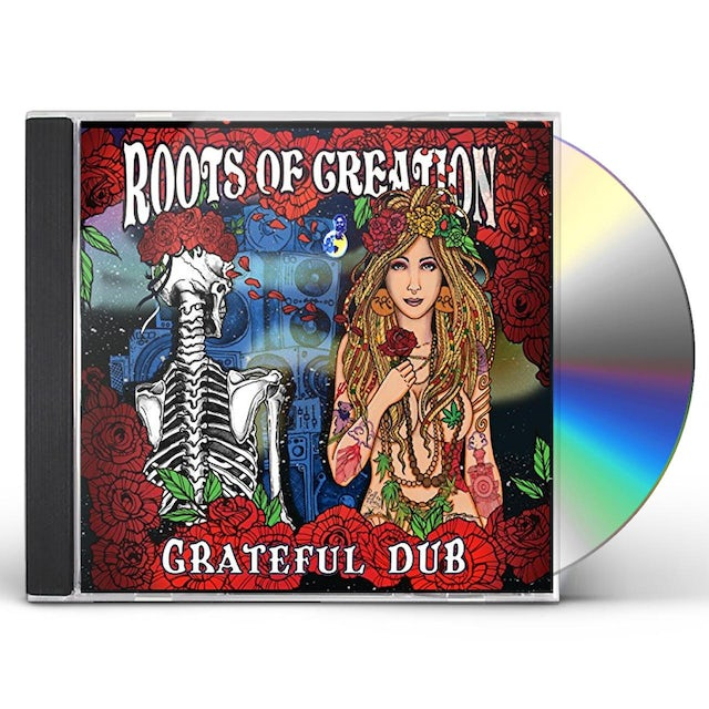 Roots Of Creation GRATEFUL DUB CD