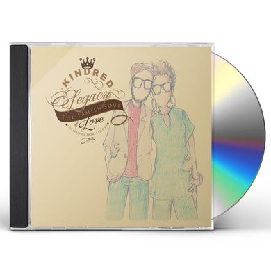 Kindred the Family Soul LEGACY OF LOVE CD