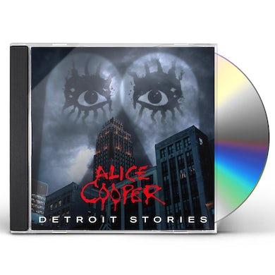 Alice Cooper Detroit Stories CD