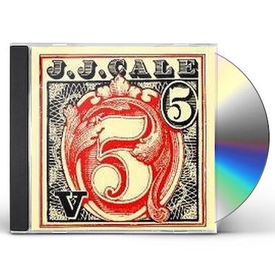 J.J. Cale 5 CD