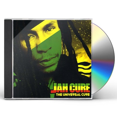 Jah Cure UNIVERSAL CURE CD
