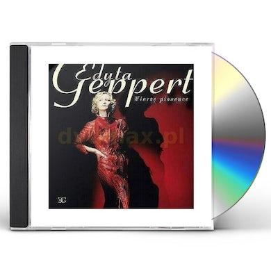 Edyta Geppert WIERZE PIOSENCE CD
