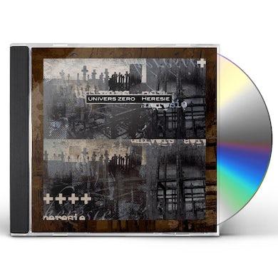 UNIVERS ZERO HERESIE CD