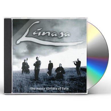 Lunasa MERRY SISTERS OF FATE CD