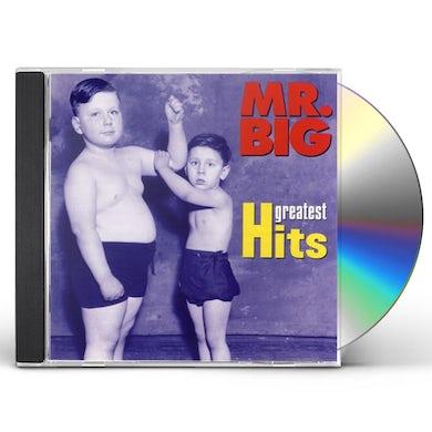 Mr Big Greatest Hits CD