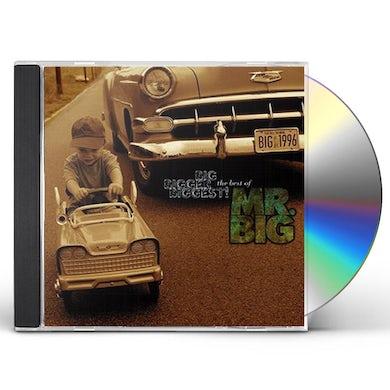 Mr Big Big Bigger Biggest! CD