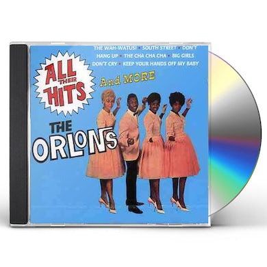 Orlons ALL THEIR HITS AND MORE: 32 CUTS CD