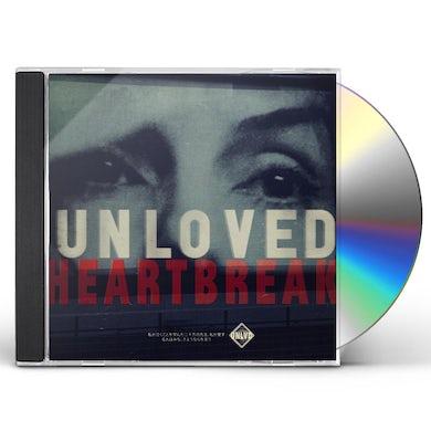 UNLOVED Heartbreak CD