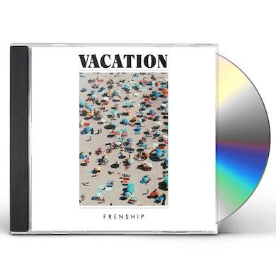 Frenship Vacation CD