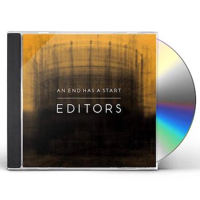 Editors End Has A Start CD